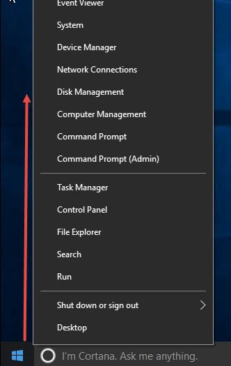 EaseUS Partition Add Disk Drive C