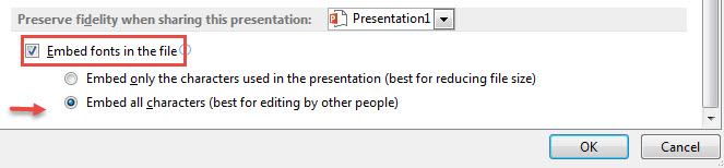 PowerPoint-Font 2