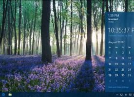 การเปลี่ยนภาษาในการแสดงเวลา Windows 10