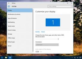 การปรับขนาด Font ของ Windows ในเมนูต่างๆ