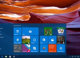 การปรับสี Taskbar Windows 10 (Accent Color)