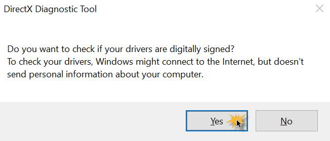 DirectX Windows 10-5