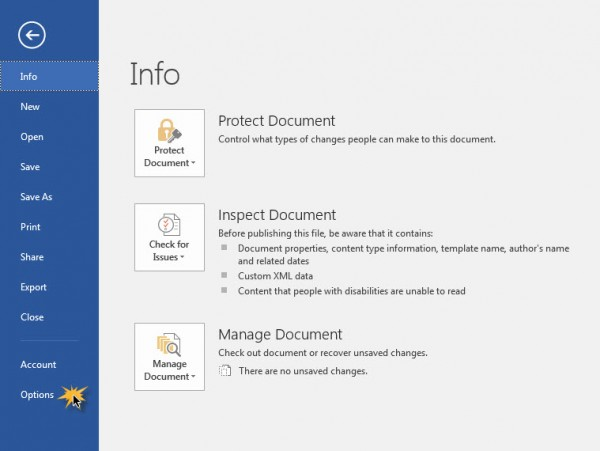Microsoft Word 2016 Thai language2