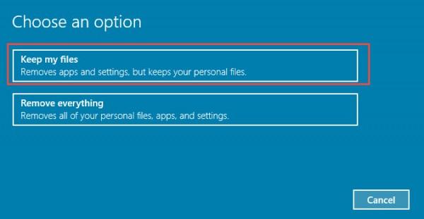 Reset This PC Windows 10-2