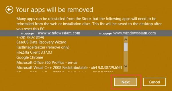 Reset This PC Windows 10-3