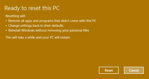 Reset This PC Windows 10-4