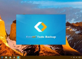 สำรองข้อมูลไฟล์ต่างๆ Windows ด้วย EaseUS Todo Backup