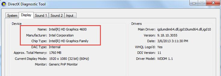 VGA-Windows