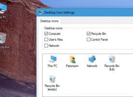 ถังขยะ Windows 10 หายไปไหน วันนี้มีคำตอบ