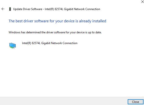 Update drivers Windows 10 -4