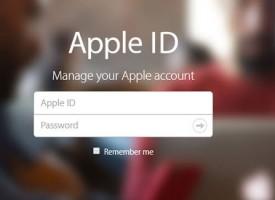 สมัคร Apple ID ผ่านเว็บไซต์ ง่ายและสะดวก