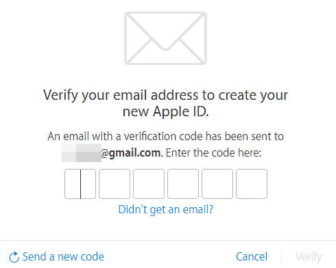 Create-AppleID-verify