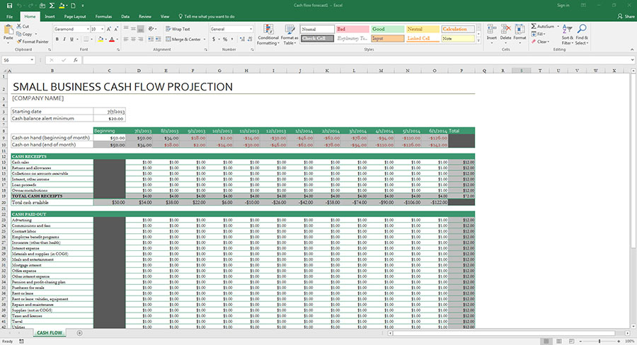 Fit Sheet Microsoft Excel