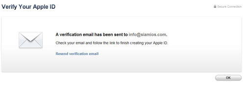 Register Apple ID with iTunes 12 -7