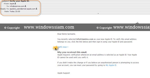 Register Apple ID with iTunes 12 -8