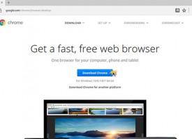 ดาวน์โหลด Google Chrome และสอนการเปลี่ยนภาษาของเมนู