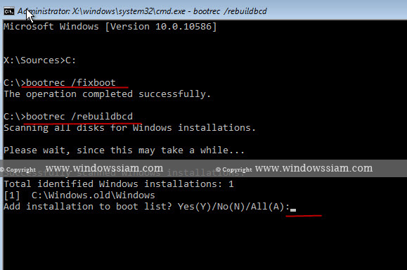 Fix Boot Windows 10-4