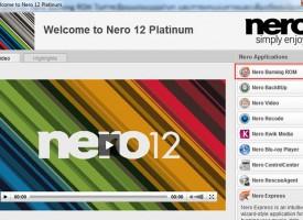 Nero Burn ISO to DVD มือใหม่หัดทำ