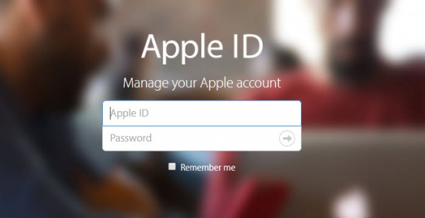 Security Questions Apple ID