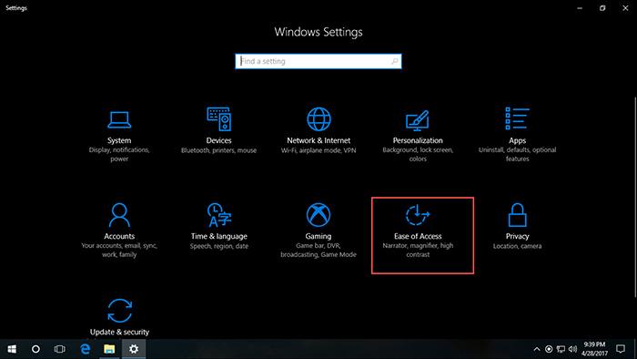 Windows 10 High Contrast-4