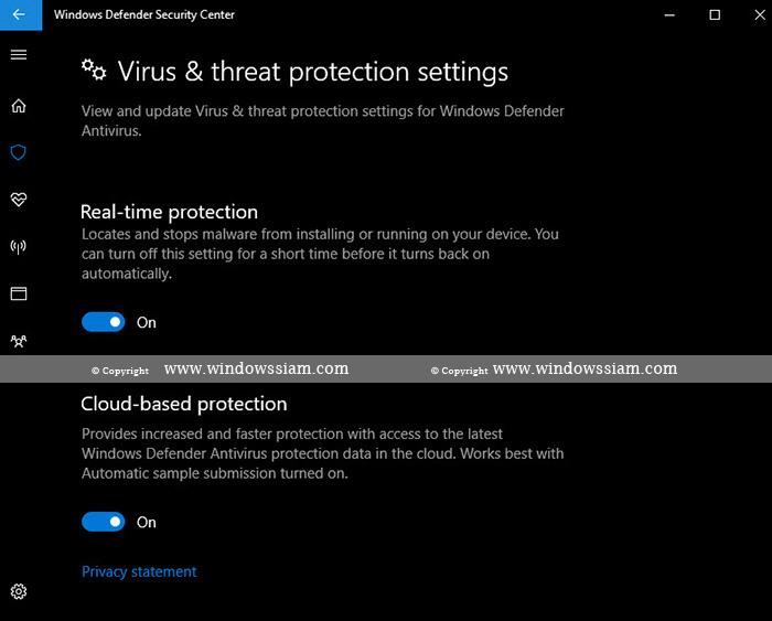 Windows Defender Security Center-1