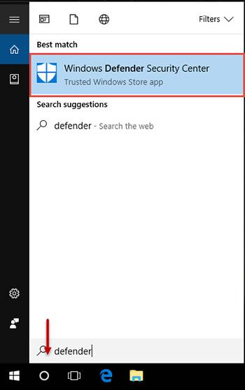Windows Defender Security Center-4