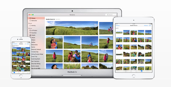 iCloud Apple picture