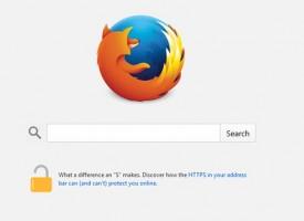 วิธีการล้างแคช คุ๊กกี้ Firefox