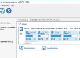 โกส Ghost / Clone Windows 10 ได้อย่างง่ายๆ รองรับ UEFI
