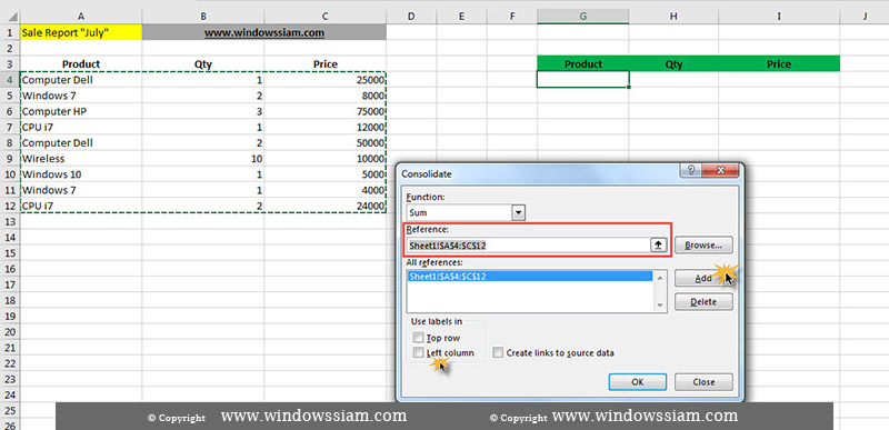 Consolidate Data in Excel 2016-4