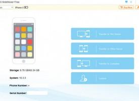 EaseUS MobiMover โปรแกรมย้ายข้อมูล iPhone iPad