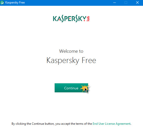 Kaspersky Free for Windows -5