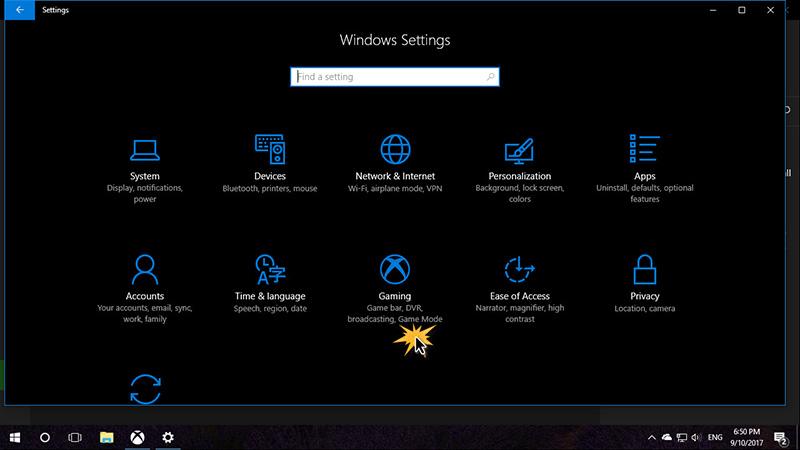 Game DVR Windows 10-4