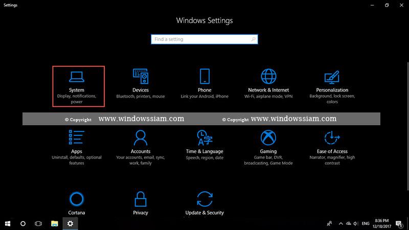 Night Light Windows 10-1
