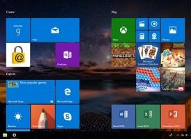 การปรับ Start Full Screen Windows 10 ลูกเล่น Option !!