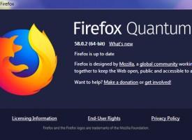 ดาวน์โหลด Firefox Version ใหม่