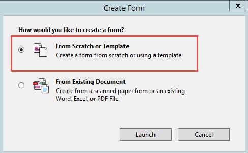 Create Form PDF-2