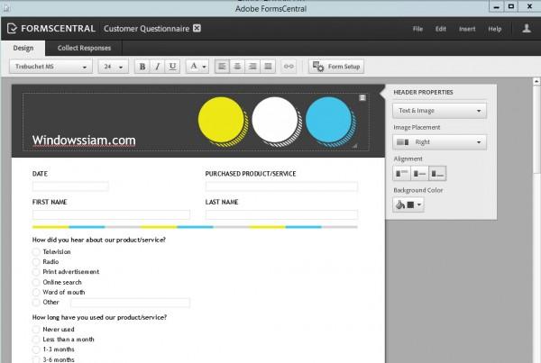 Create Form PDF-5