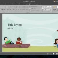 ดาวน์โหลดเทมเพลต PowerPoint 2016 / 2013 ฟรี !! สวยๆเพียบเลย