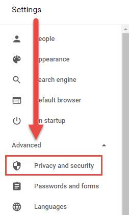 Block Popup Google Chrome-2