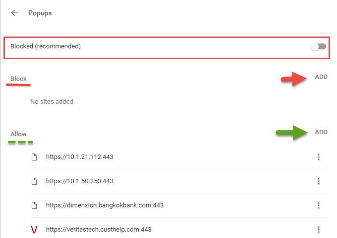 Block Popup Google Chrome-5