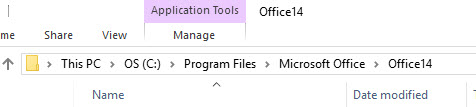 Pepair Microsoft Outlook 2016 -2
