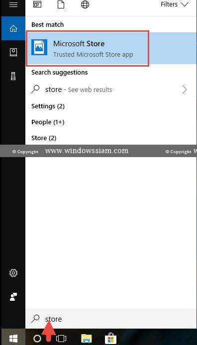ดาวน์โหลด iTunes จาก Microsoft Store | WINDOWSSIAM