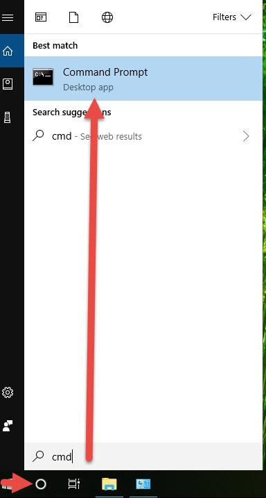 วิธีดูชื่อคอมพิวเตอร์ Windows 10-3