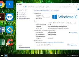วิธีการดูชื่อคอมพิวเตอร์ Windows 10 / 8.1 / 7 ผ่าน Properties อย่างง่าย