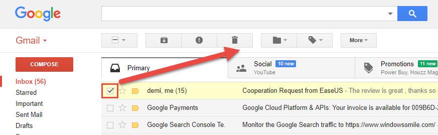 สอนการใช้งาน Gmail เบื้องต้น-6