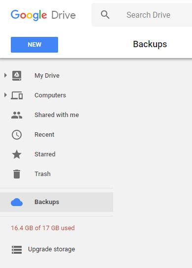 Google Drive Basic-2