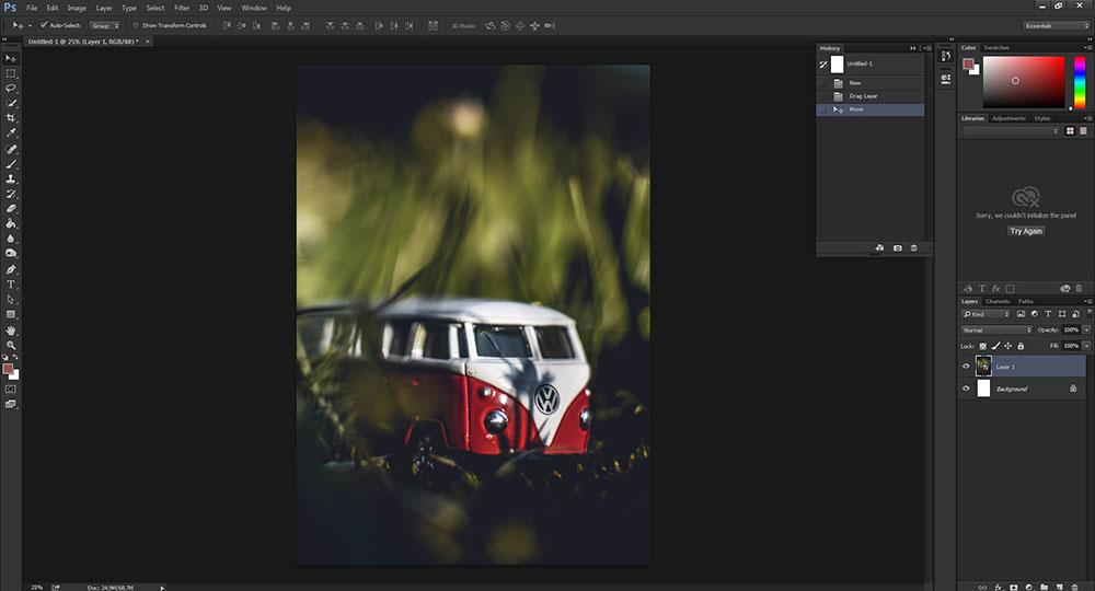 ขนาดกระดาษ A4 photoshop-3