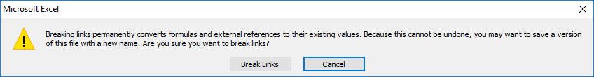 Break Link ไม่ได้ Excel-4