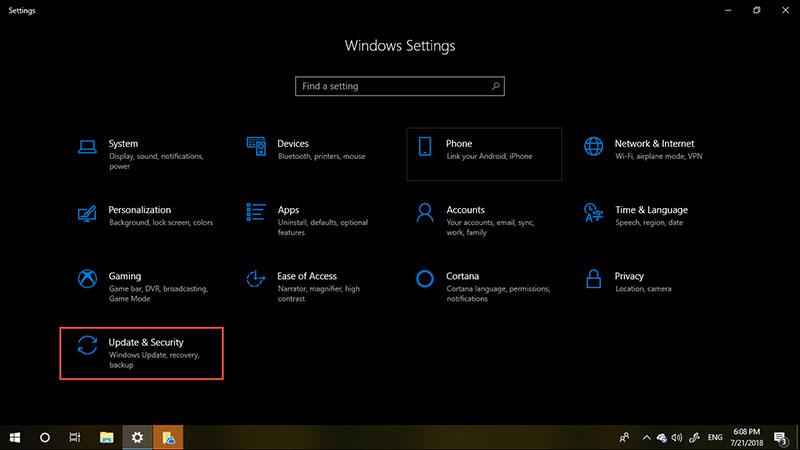 Active Hours Windows 10 คืออะไร-2